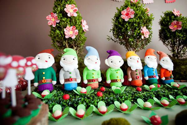 decoração aniversário Caraminholando