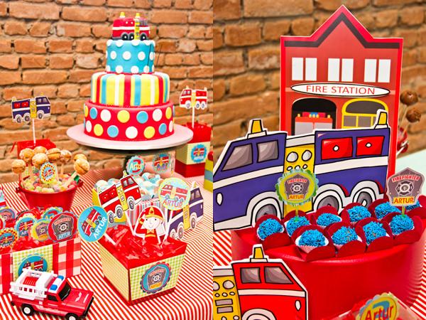 decoração festa aniversário menino
