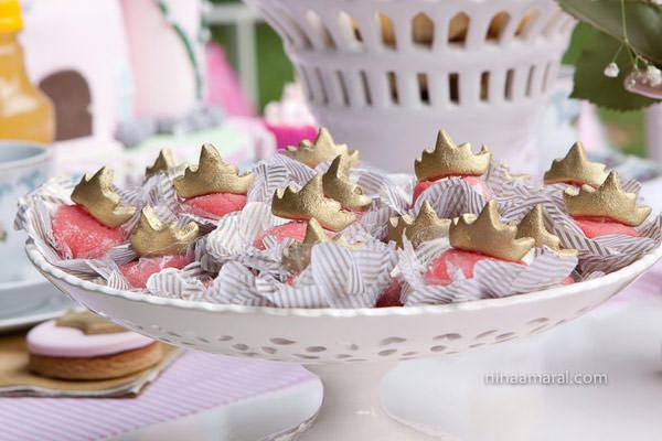 aniversário menina princesas