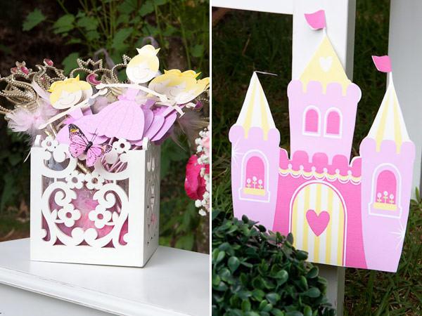 decoração aniversário infantil trio decora