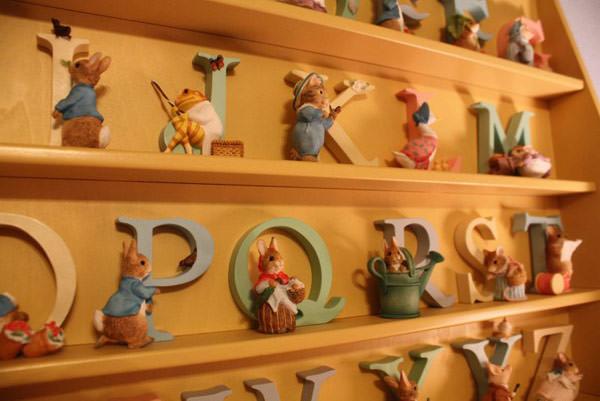 quarto de coelho