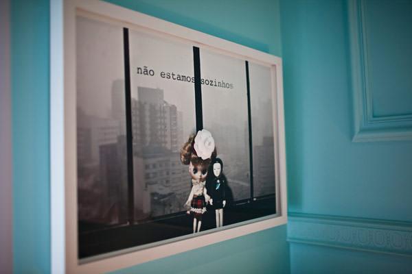 quarto de bebê Alice no País das Maravilhas