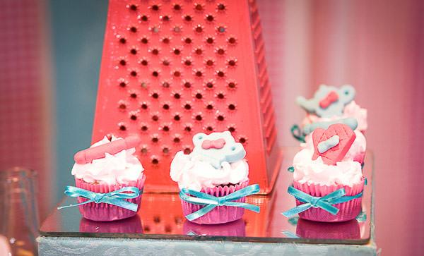 aniversário oficina cupcake