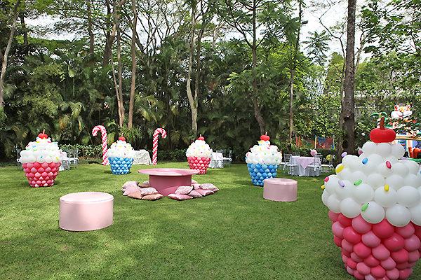 festa infantil menina cupcake 01