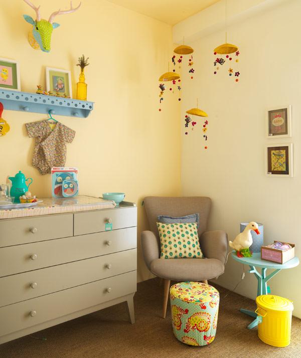 quarto de crianca moderno