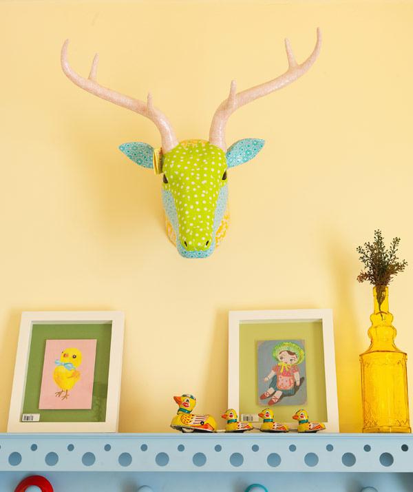 quarto infantil colorido