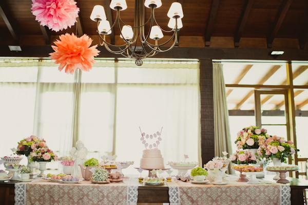 festa de batizado rosa marina lomar