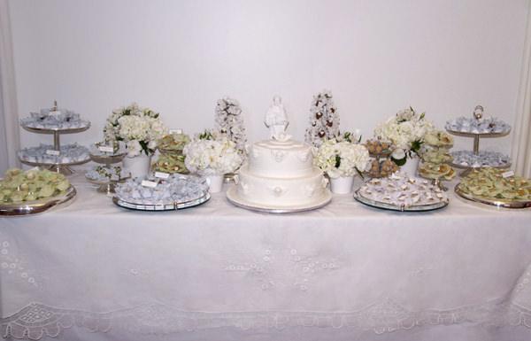 mesa de doces batizado denise do rego macedo