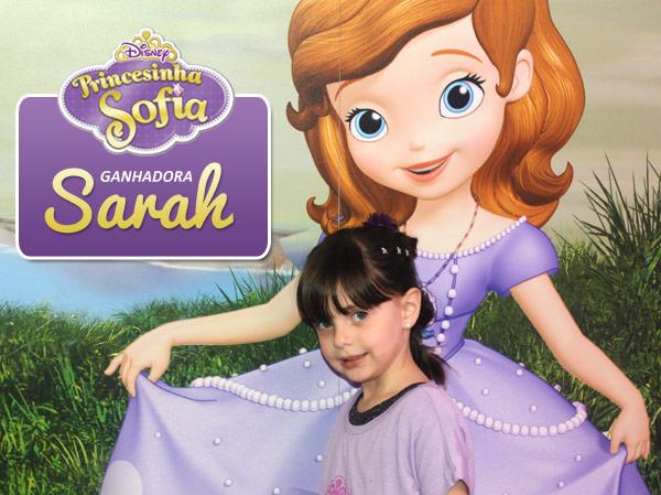 promocao-disney-princesinha-sofia-ganhadora-sarah-1