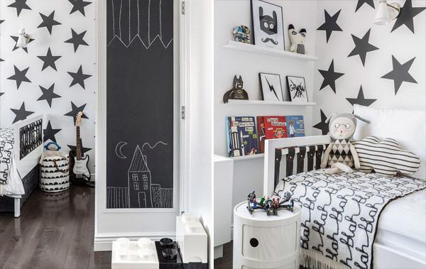 quarto-de-crianca-descolado-decoracao-preto-e-branco
