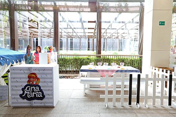 SÃO PAULO SP, BRASIL, 12-03-2016: Fashion Weekend Kids: O maior desfile de moda infantil do país acontece na Casa Bossa, no Shopping Cidade Jardim e mostra as principais tendências de moda infantil da temporada. (fotos: Edna Marcelino)