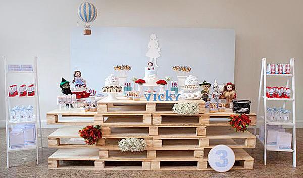 Get the look: peças básicas para montar uma festa infantil