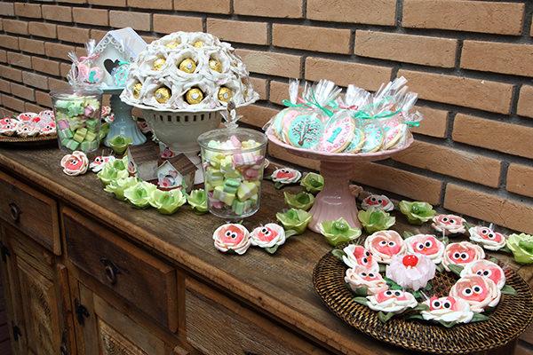 decoracao de aniversario jardim das borboletas:Decoração: Celebrações com Arte