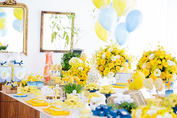 decoracao-aniversario-de-crianca-pintinho-amarelinho-17