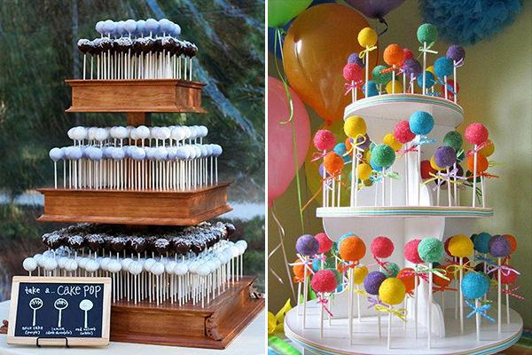 15 torres de doces para a festa infantil