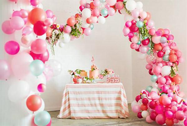7 decorações com bexigas para a festa infantil