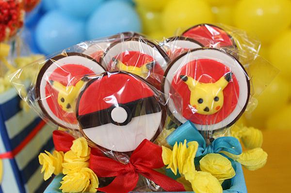 Resultado de imagem para Pokemon GO decoração festa infantil