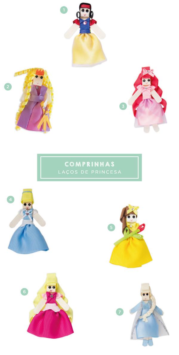 Laço de princesa, Laçaroty