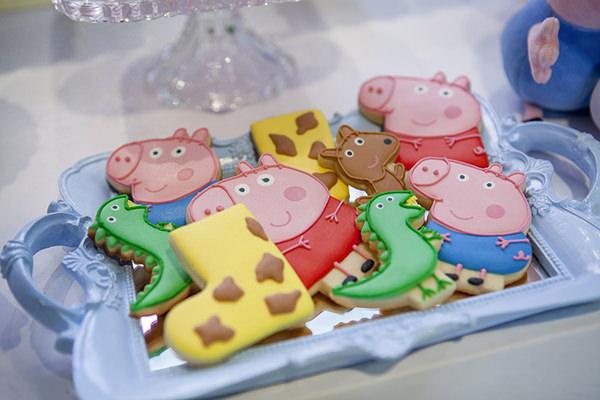 Festinha infantil, Peppa Pig, Jazz Assessoria
