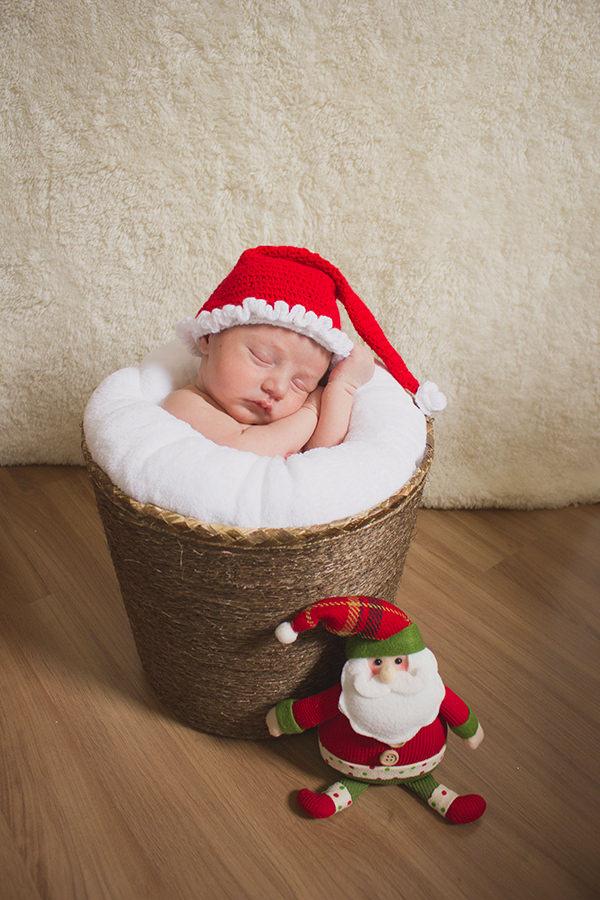 Ensaios natalinos: pequenos ajudantes do papai Noel dão show de fofura