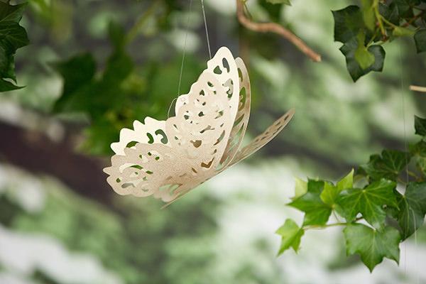 Festinha, Fabiana Moura, Bosque das borboletas