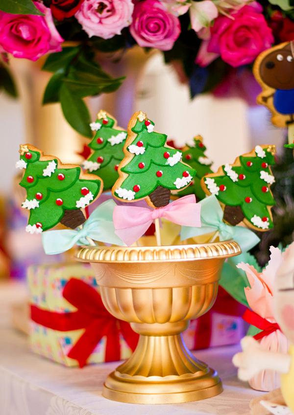Festinha, Ella Arts, Decoração Vivian Murzoni, Natal da Peppa