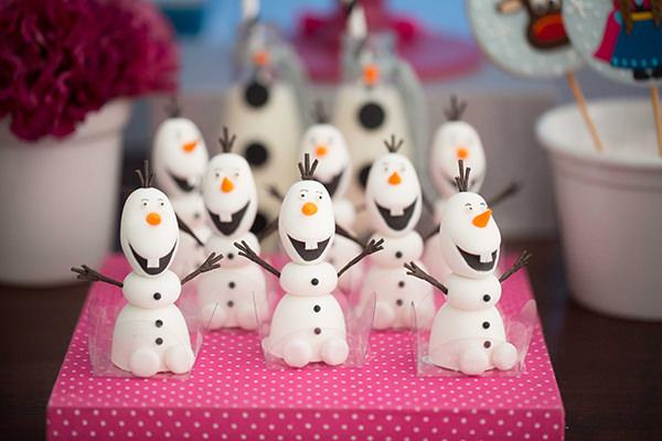Festinha infantil, Frozen, Mel Albuquerque