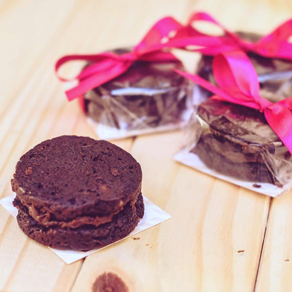 5 lembrancinhas de brownie para a festa infantil