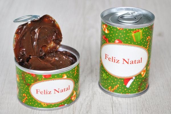 Lembrancinhas de brownie para festa infantil