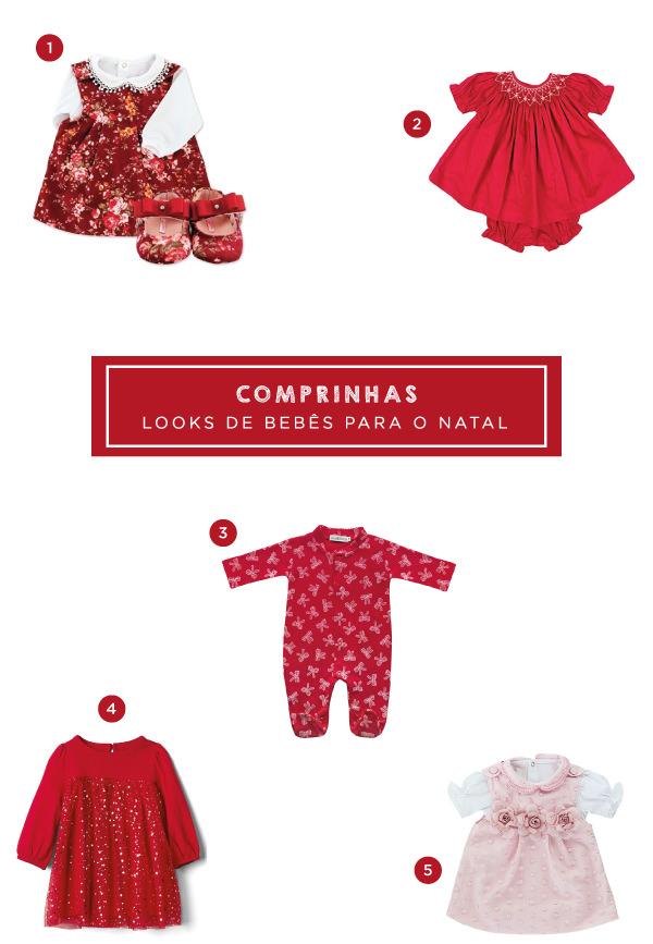 Looks de bebês para o natal, Roupinhas de bebeês, Noite de Nat