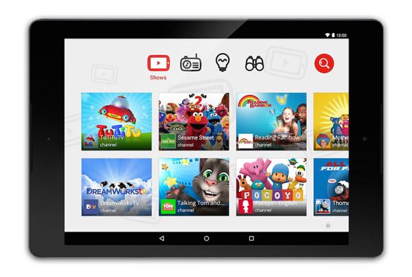 Youtube Kids, Conteúdo para crianças, Férias, Vídeos
