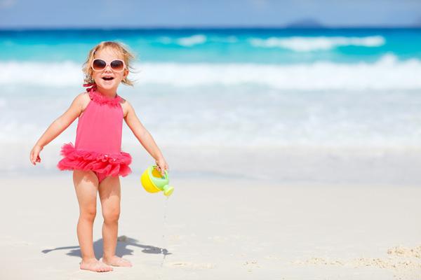 Dicas de segurança para aproveitar a praia com as crianças, Ve