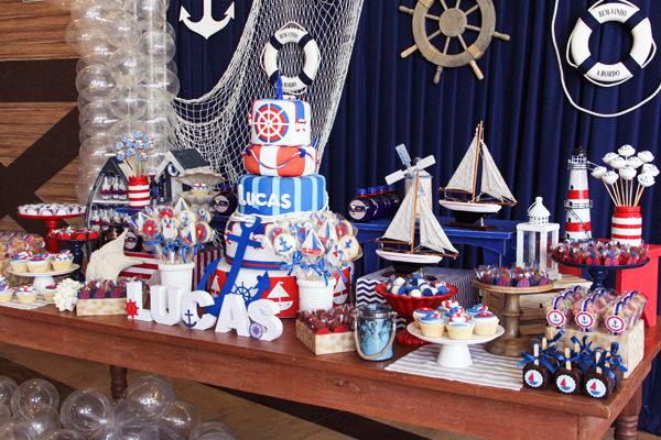 Festa infantil com tema marinheiros constance zahn babies kids festa infantil com tema marinheiros thecheapjerseys Gallery