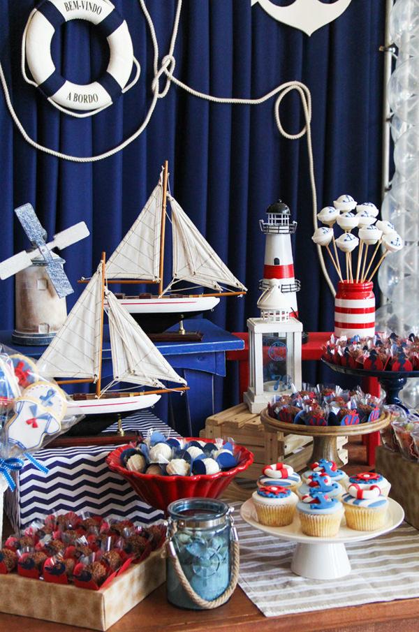 Festa infantil com tema marinheiros constance zahn babies kids fotos e decorao fabiana moura thecheapjerseys Gallery